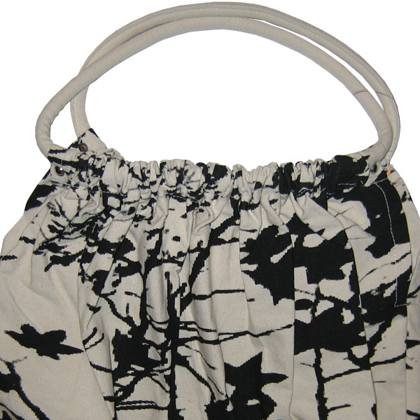 maple tree fashion carryall bag