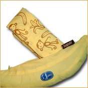 Funtote banana environment friendly shopping bag