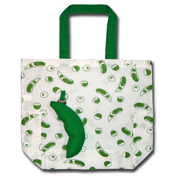 Funtote green shopping bag