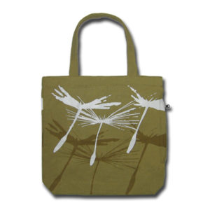 Funtote art canvas tote bag