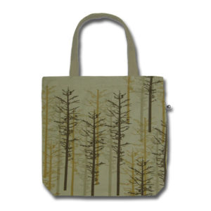 Funtote eco friendly canvas tote