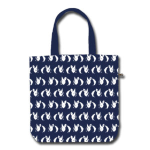 Funtote cute daily canvas tote bag