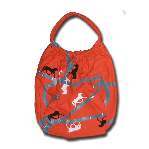 Funtote designer carryall canvas bag