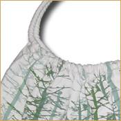 68ea5fd3c87d Funtote® Baggy Forest designer eco friendly carryall canvas bag